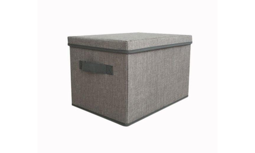 HTI-Line Aufbewahrungsbox mit Deckel »Paloma«