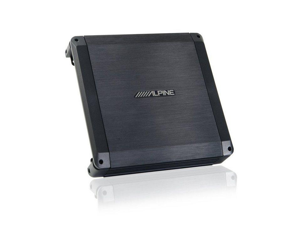 ALPINE Verstärker »BBX-T600« in schwarz
