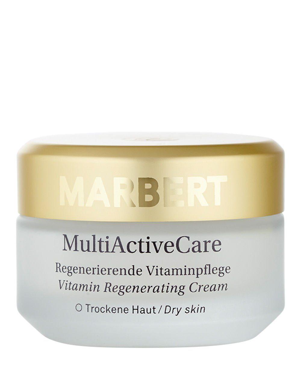 Marbert Gesichtscreme »Multi-Active Care Vitamin Regenerating Cream Dry S«