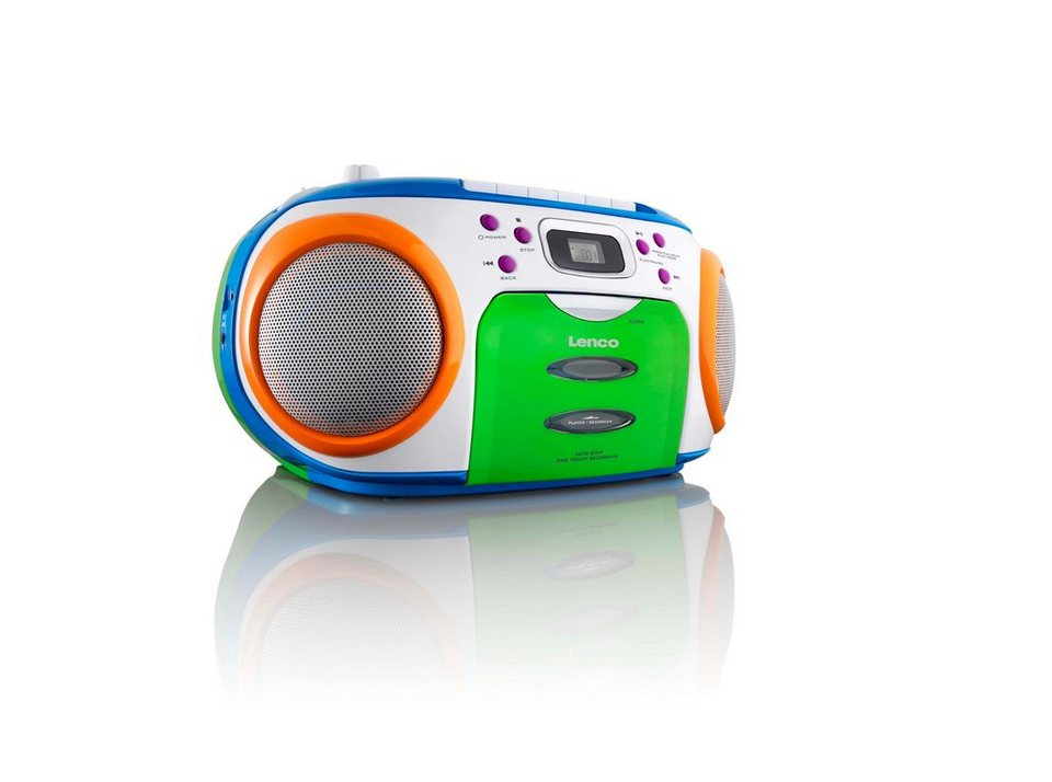 Lenco CD-Radiorekorder »SCR-970« in bunt