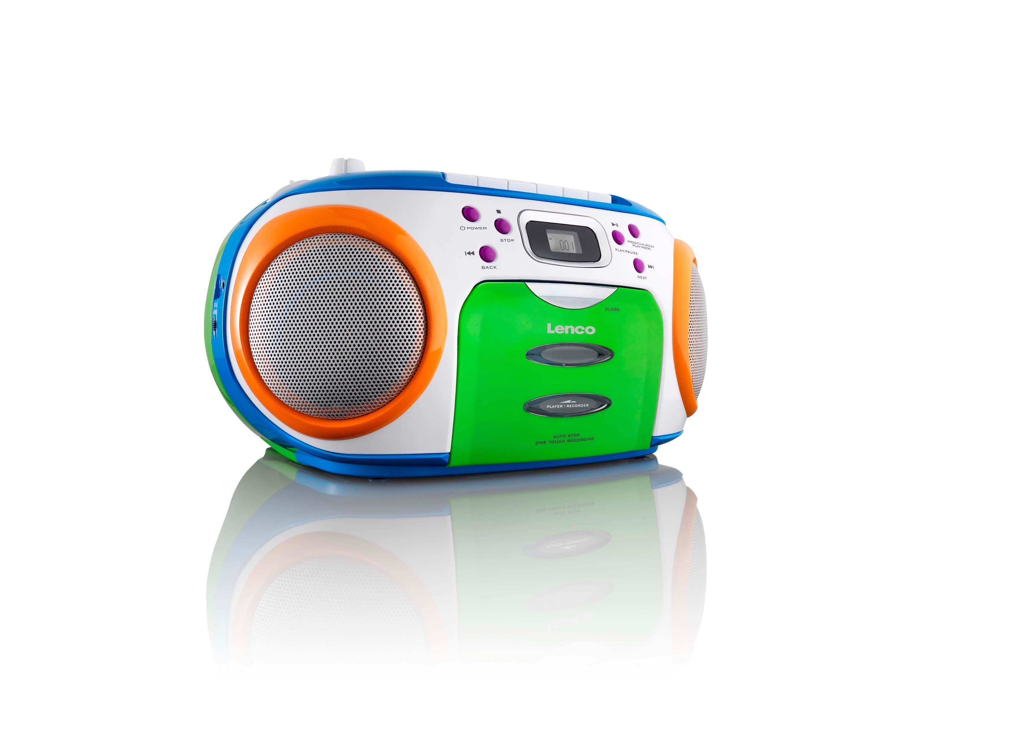 Lenco CD-Radiorekorder »SCR-970«
