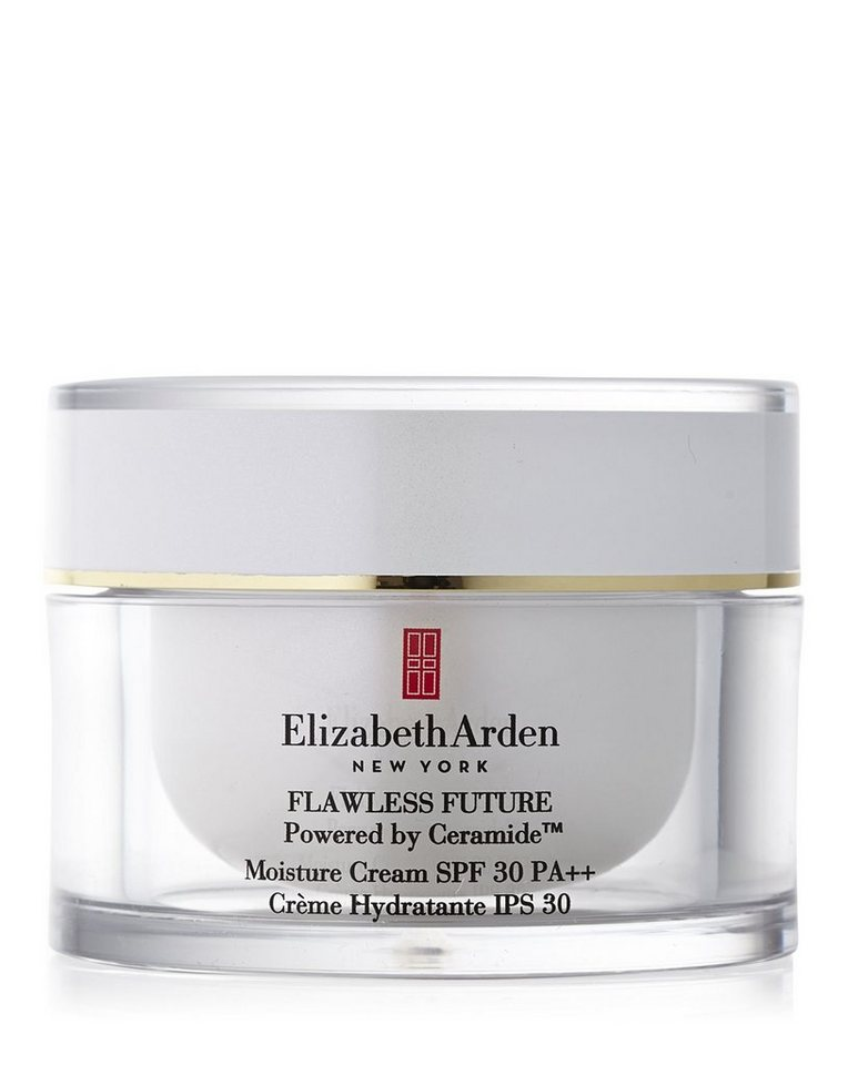 Elizabeth Arden Gesichtscreme »Flawless Future Powered by Ceramide Moisture SPF30«