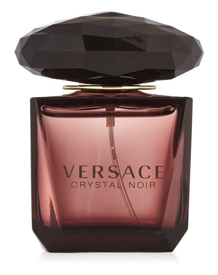 Versace Eau de Toilette »Crystal Noir«