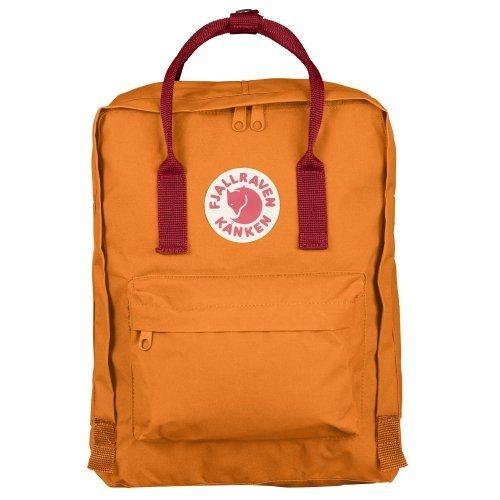 Fjällräven Rucksäcke / Taschen »Kanken« in burnt orange-deep re