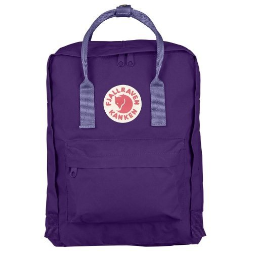 Fjällräven Rucksäcke / Taschen »Kanken« in purple-violet