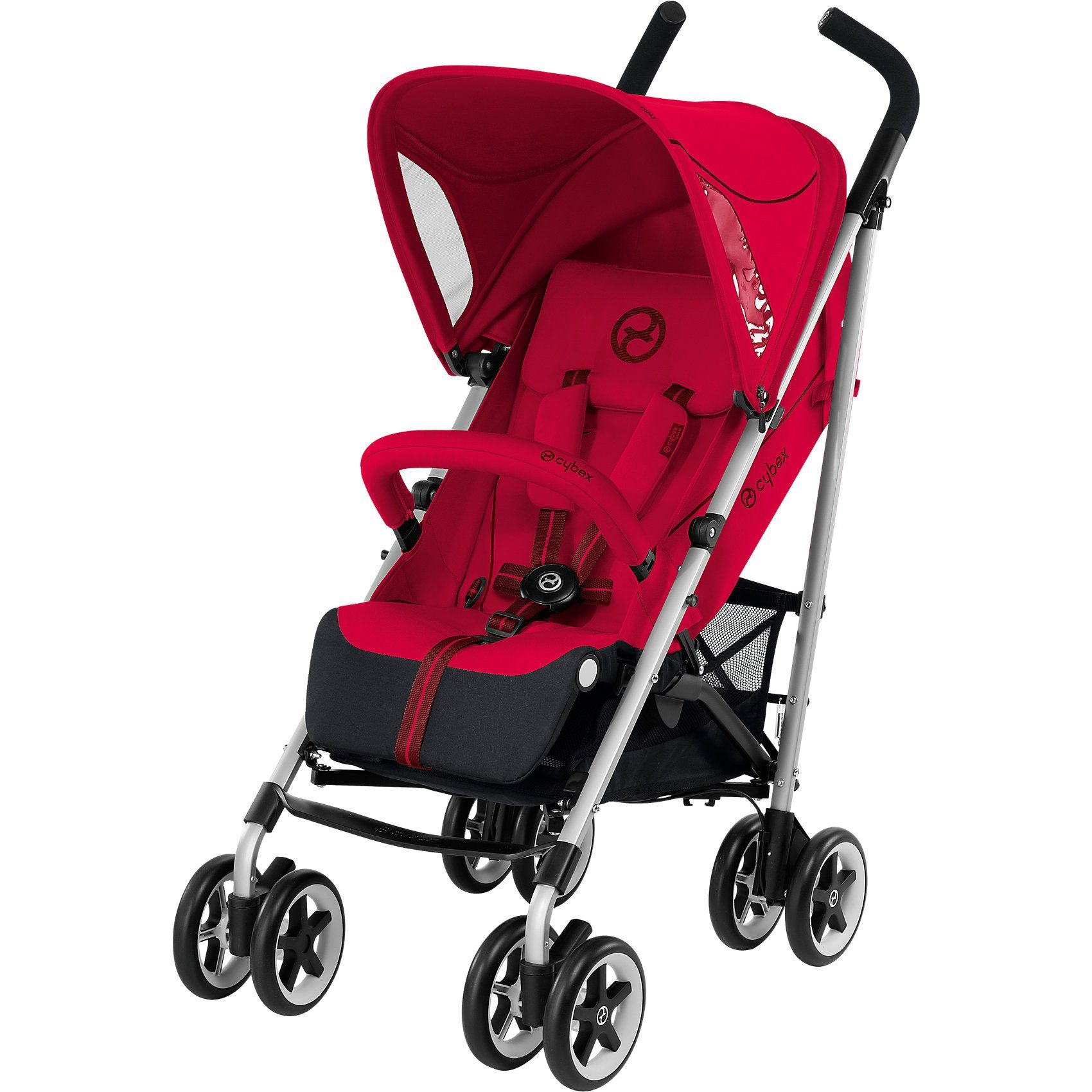 Cybex Buggy Topaz B, Gold-Line, Infra Red-Red, 2017