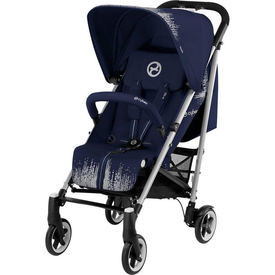 cybex buggy callisto b gold line midnight blue navy blue. Black Bedroom Furniture Sets. Home Design Ideas