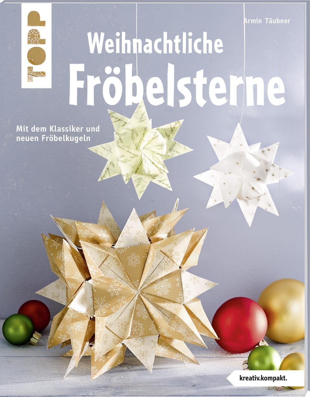 """Topp Buch """"Weihnachtliche Fröbelsterne"""""""