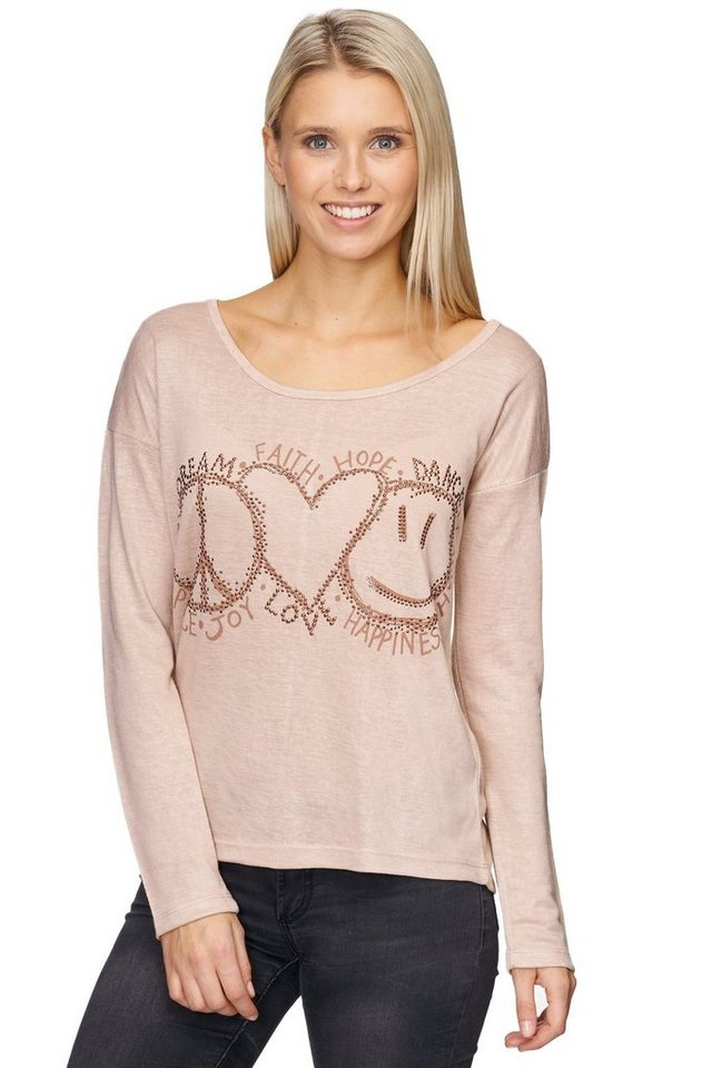 Decay Pullover in nude