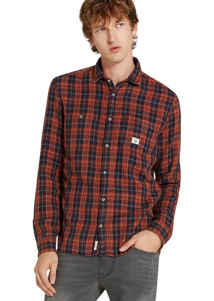 Marc O'Polo DENIM Shirt in C03 combo