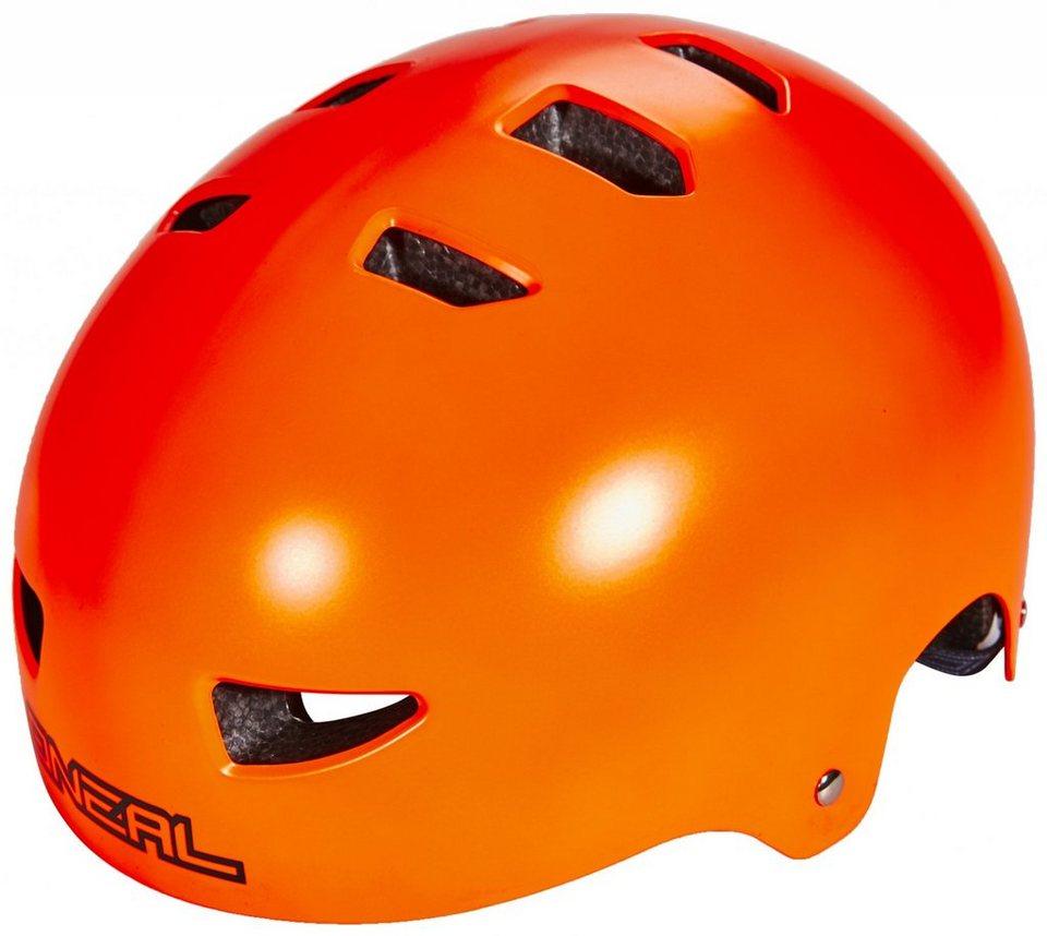 O'NEAL Fahrradhelm »Dirt Lid Fidlock ProFit Helmet« in rot