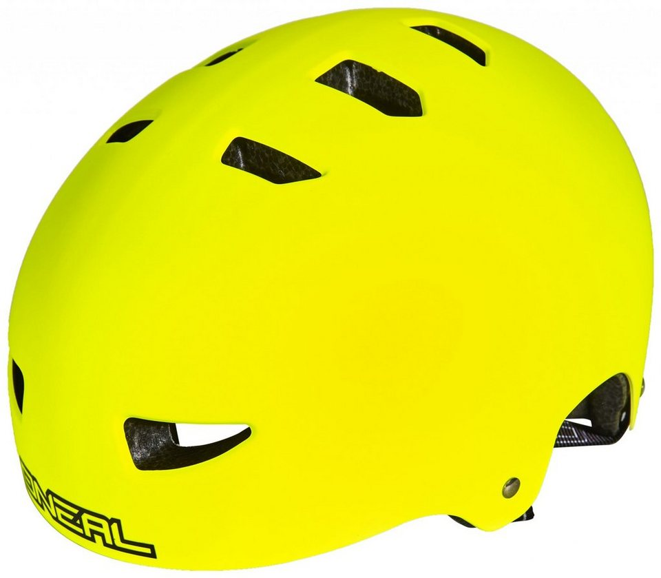 O'NEAL Fahrradhelm »Dirt Lid Fidlock ProFit Helmet« in gelb