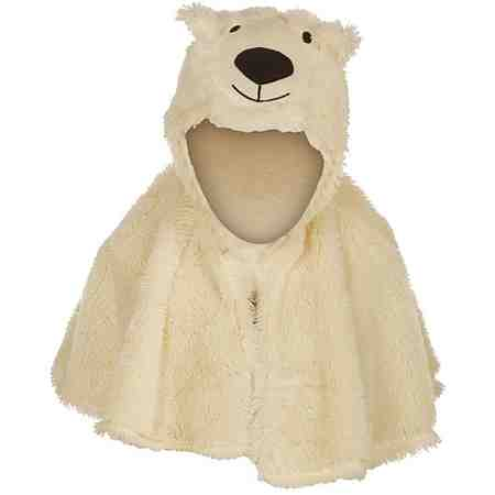 Heunec Karneval Cape für Kinder, Größe 86-110, »Kinder Cape Eisbär«