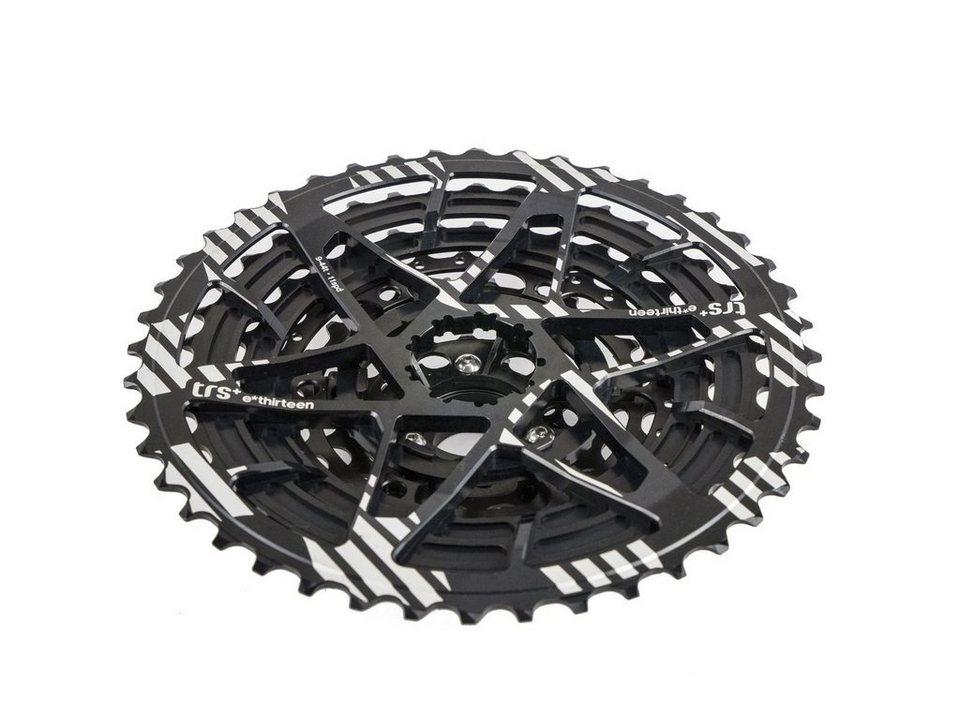 e*thirteen Fahrradkasetten »TRS+ Kassette 10-fach«