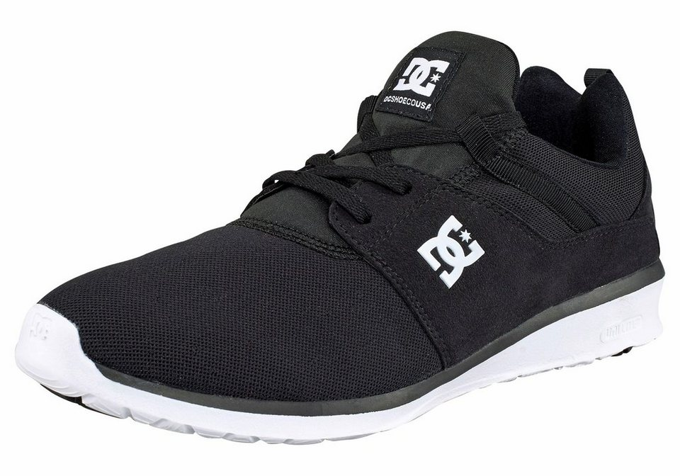 14619df34a DC Shoes »Heathrow« Sneaker, Obermaterial aus Synthetik mit ...