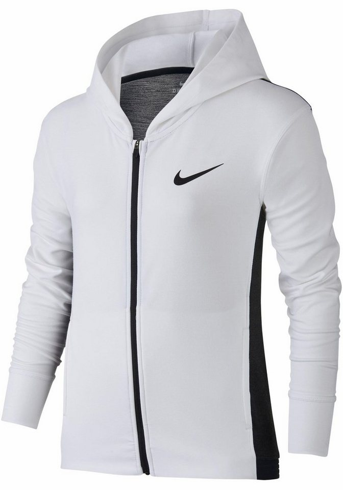 nike funktionsjacke girl nike hoodie fz obsessed otto. Black Bedroom Furniture Sets. Home Design Ideas