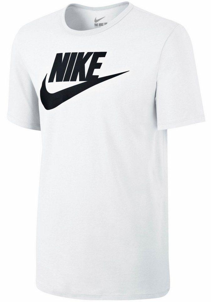 d89027980e42ba Nike Sportswear Rundhalsshirt »NIKE TEE-FUTURA ICON« online kaufen ...