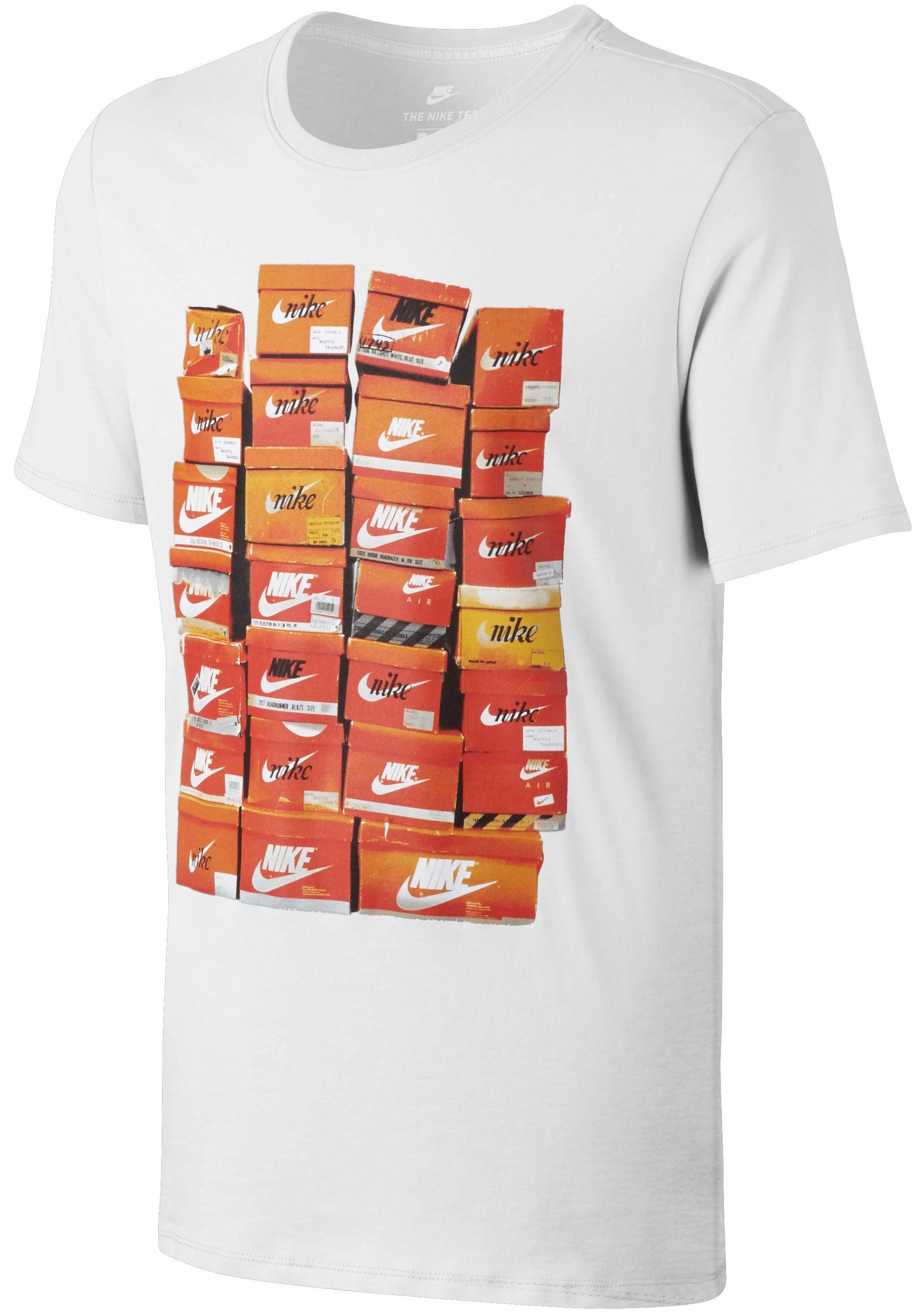 Nike Sportswear Rundhalsshirt »MEN NSW TEE VINTAGE SHOEBOX«