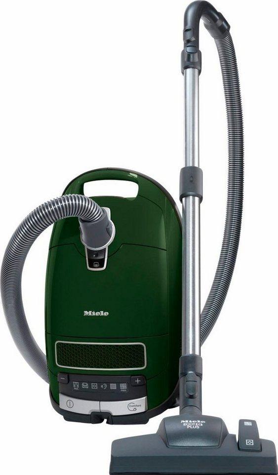 Miele Staubsauger Complete C3 Green EcoLine, A, Racinggreen in racinggreen