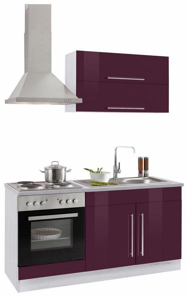 kchenzeile 230 cm top great kchenzeile cm mit luxus k che. Black Bedroom Furniture Sets. Home Design Ideas