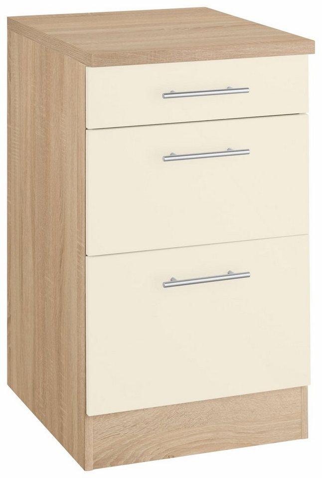 Optifit Unterschrank »Kalmar«, Breite 50 cm in creme