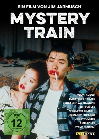 DVD »Mystery Train (OmU)«