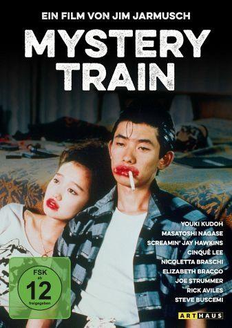 Mystery Train - (DVD) jetztbilligerkaufen