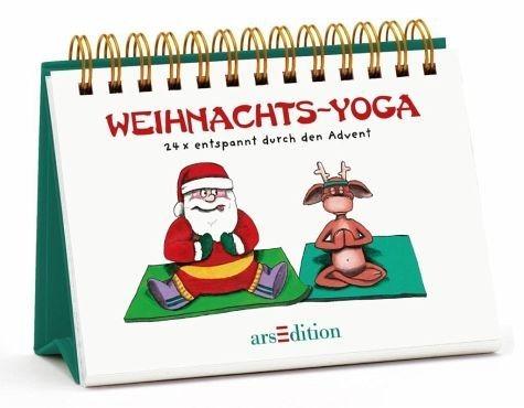 Broschiertes Buch »Weihnachts-Yoga«