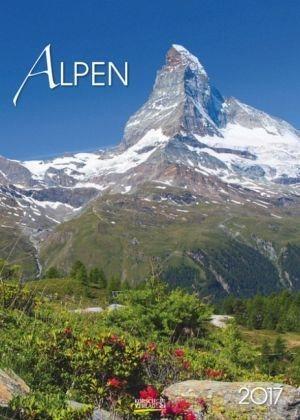 Kalender »Alpen 2017«