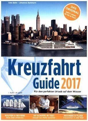 Broschiertes Buch »Kreuzfahrt Guide 2017«