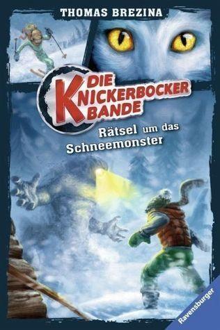 Gebundenes Buch »Rätsel um das Schneemonster / Die...«