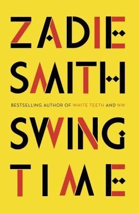Broschiertes Buch »Swing Time«