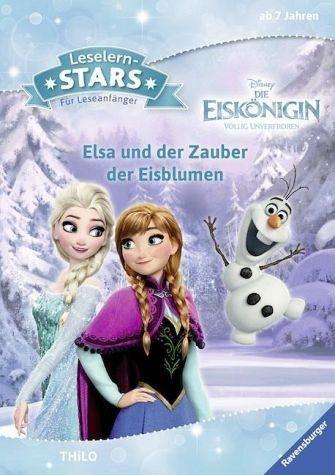 Gebundenes Buch »Leselernstars Disney Die Eiskönigin: Elsa und...«