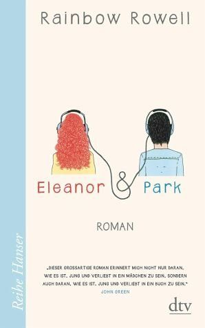 Broschiertes Buch »Eleanor & Park«