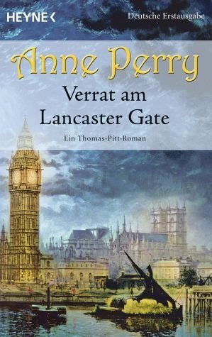Broschiertes Buch »Verrat am Lancaster Gate / Thomas Pitt Bd.31«