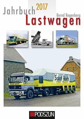 Gebundenes Buch »Jahrbuch Lastwagen 2017«