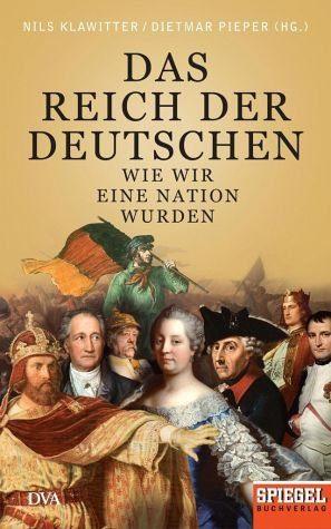 Gebundenes Buch »Das Reich der Deutschen«