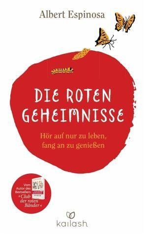 Broschiertes Buch »Die roten Geheimnisse«