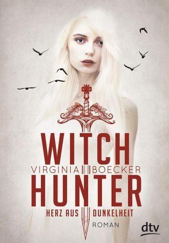 Gebundenes Buch »Herz aus Dunkelheit / Witch Hunter Bd.2«