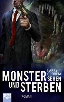 Broschiertes Buch »Monster sehen und sterben / Monsterjäger Bd.4«