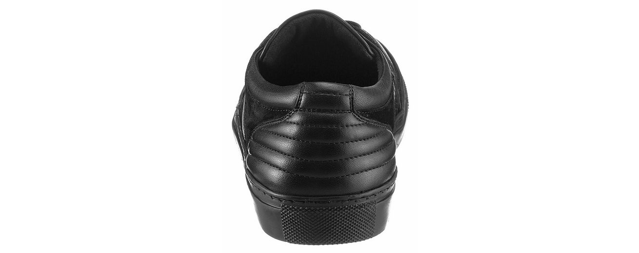 PETROLIO Sneaker, mit Logoprägung