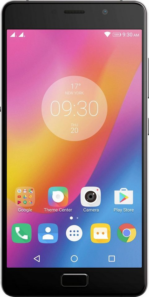 Lenovo Lenovo P2 Smartphone, 13,9 cm (5,5 Zoll) Display, LTE (4G), Android 6.0 (Marshmallow) in grau