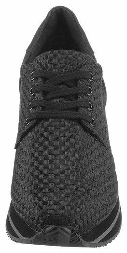 Tamaris Sneaker, mit trendigen Patches