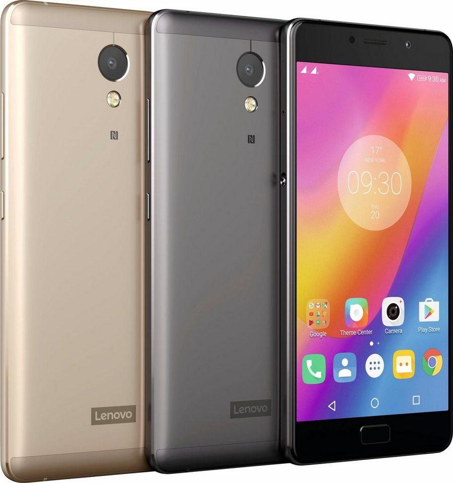 Lenovo Lenovo P2 Smartphone, 13,9 cm (5,5 Zoll) Display, LTE (4G), Android 6.0 (Marshmallow) in goldfarben