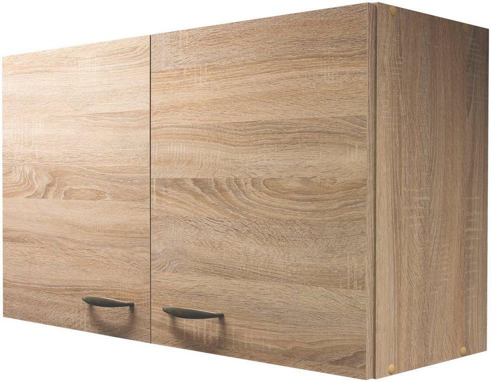 Küchenhängeschrank »Bergen«, Breite 100 cm in eichefarben sonoma