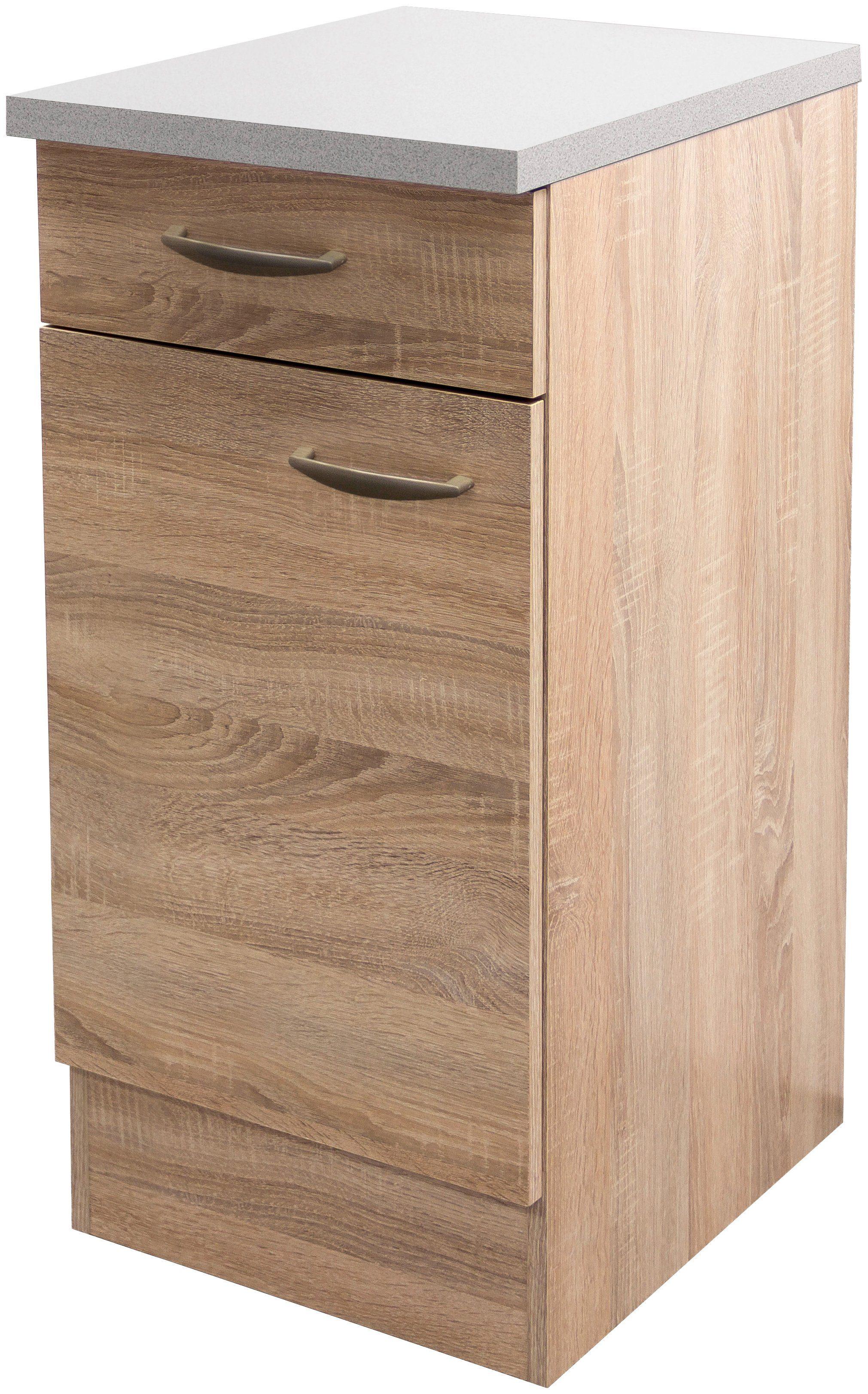 Küchenunterschrank »Bergen«, Breite 30 cm/ Tiefe 60 cm
