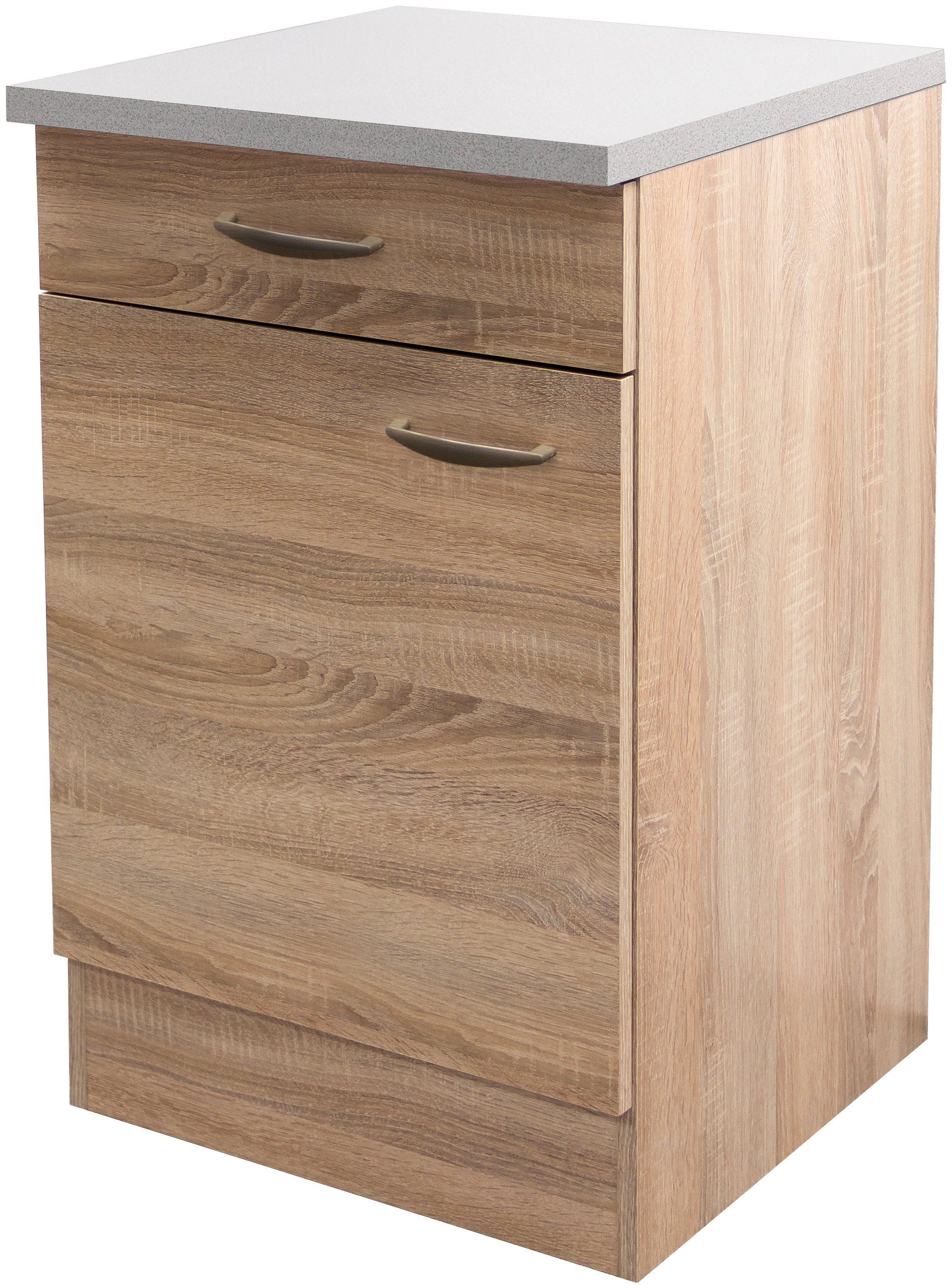 Küchenunterschrank »Bergen«, Breite 60 cm/ Tiefe 60 cm