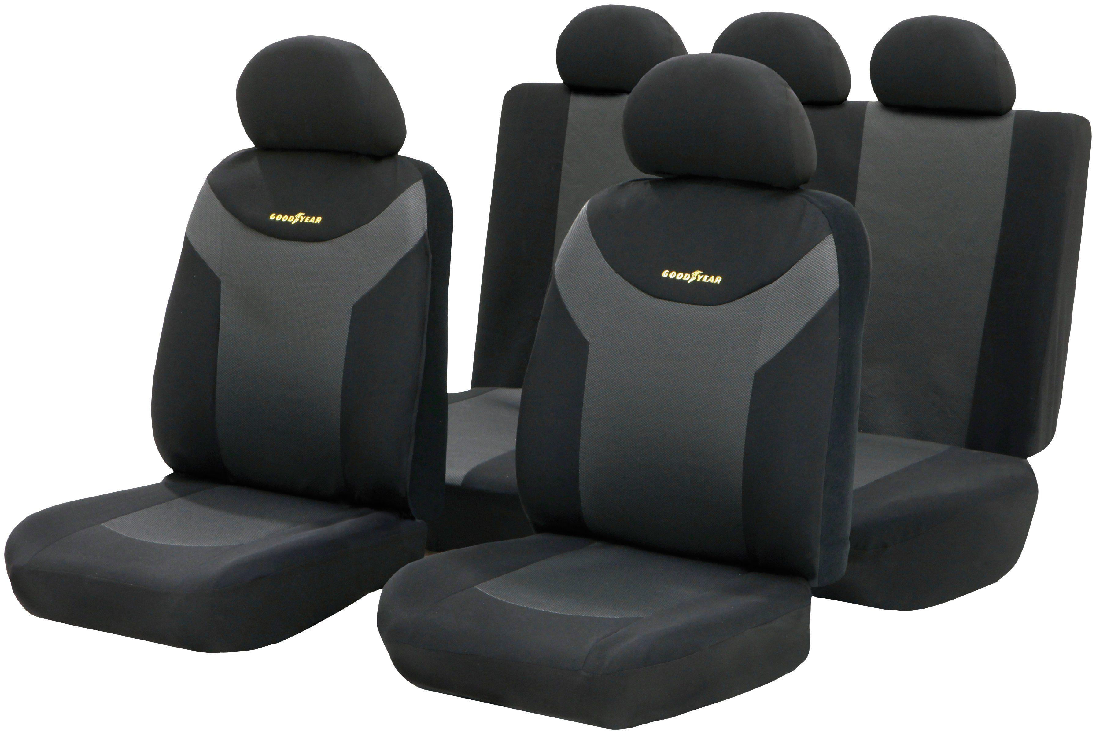 Set: Autositzbezug