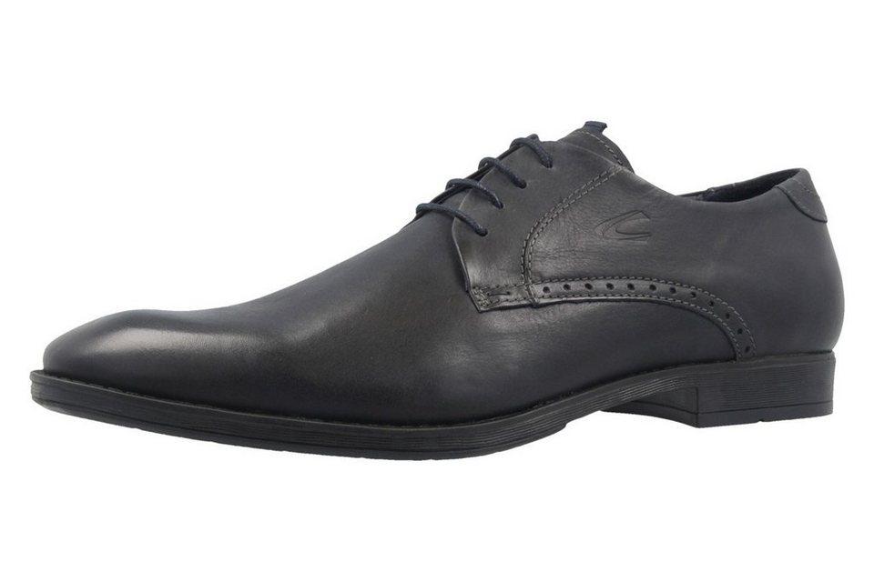 Camel Active Business-Schuhe in Blau