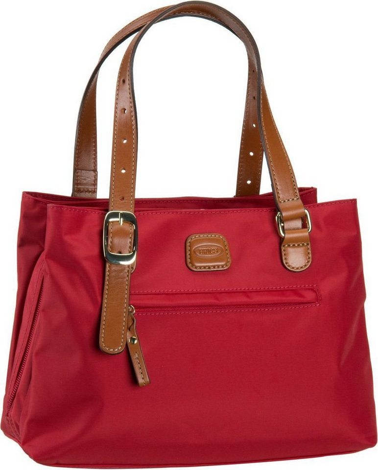 Bric's X-Bag Shopping 27 in Rosso